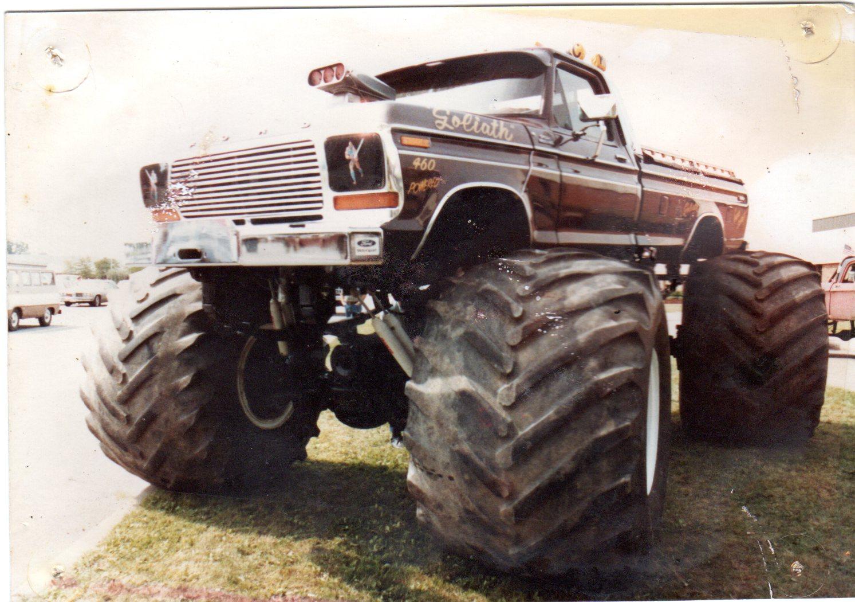 Monster Truck Historical Society - TIMELINE